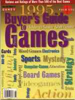 Cover for Games' Buyer's Guide to Games 1995