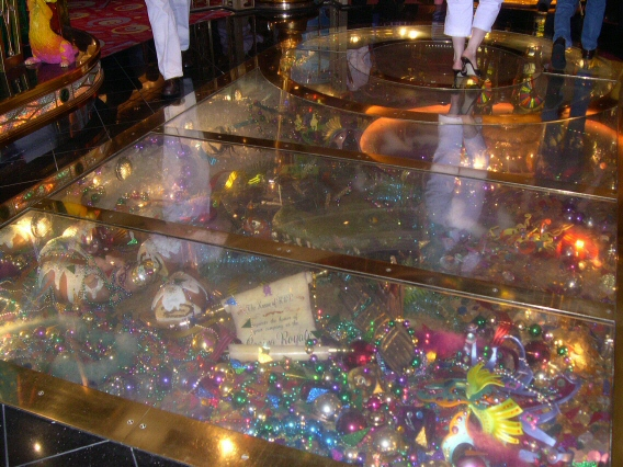 Entrance floor to Casino Royale