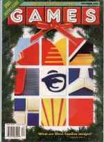 Games cover for December 2000
