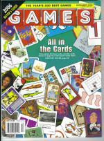 Games cover for December 2005