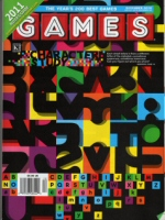 Games cover for December 2010