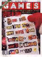 Games cover for December 1993
