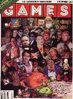 Games cover for December 1997
