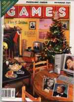 Games cover for December 1999