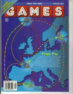 Games cover for February 2005