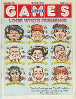 Games cover for November 1988